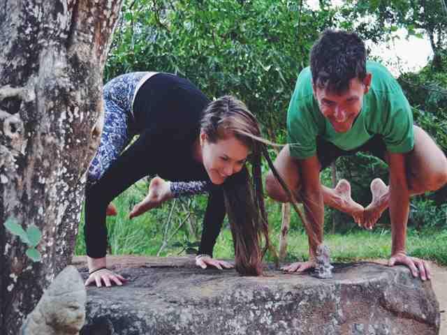 ulpotha sri lanka stephen aventura yoga
