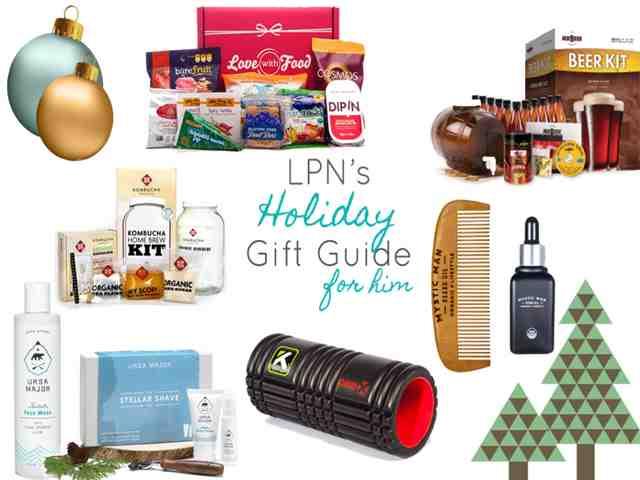 LPN Presente Guia de 2015 - Para Ele