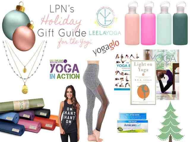 LPN Presente Guia de 2015 - Leela Yoga