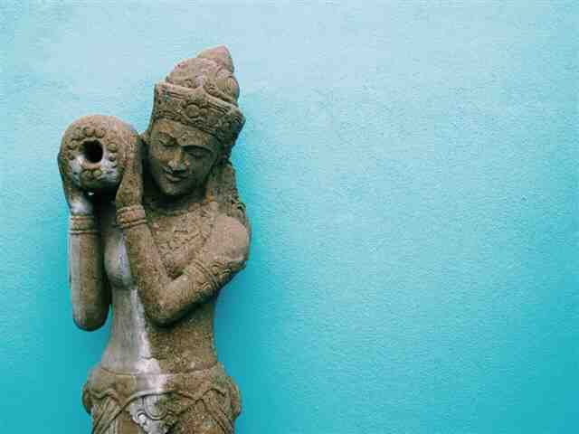 As fontes por trás do yoga shala fazer algumas pacífica