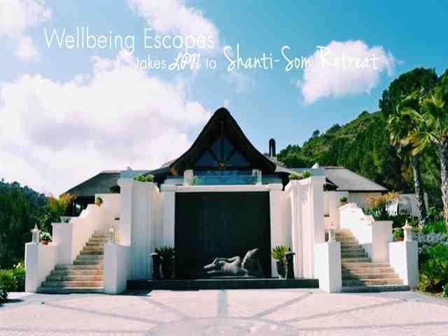 Shanti-Som Retiro De Bem-Estar Revisão