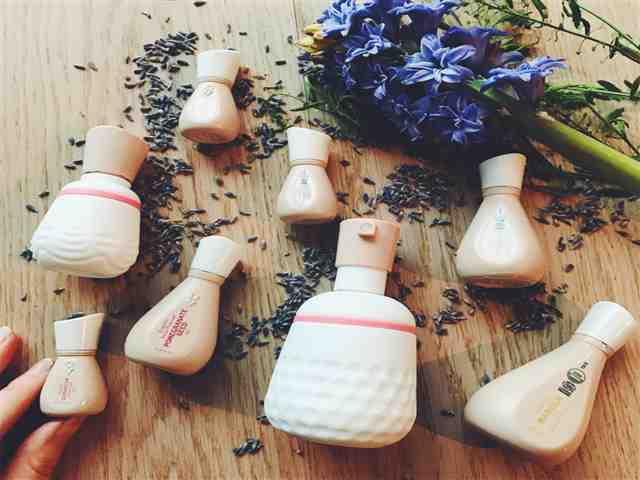 DIY Orgânicos cuidados da Pele Óleo Vera